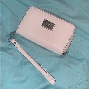 Michael Kors White Wallet